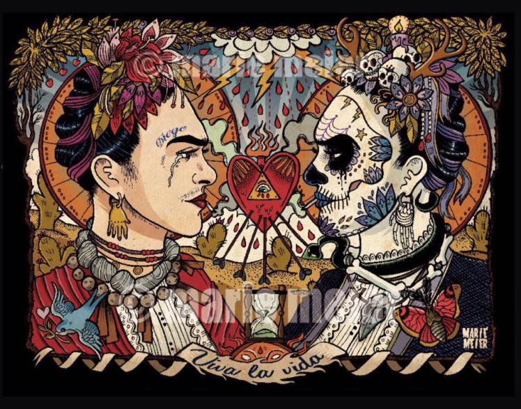 Marie Meier - Frida Kahlo