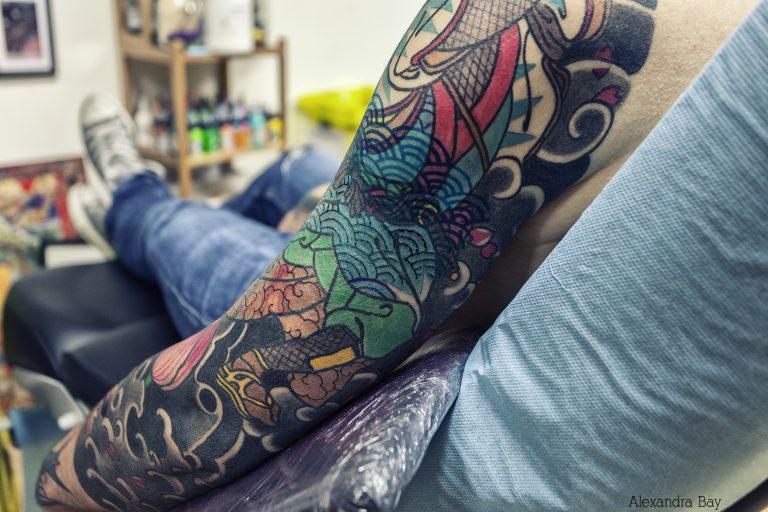 Twix Fatline Tattoo Club - Interview