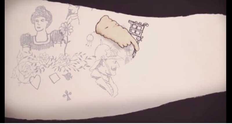 une histoire du tatouage au XXème siècle
