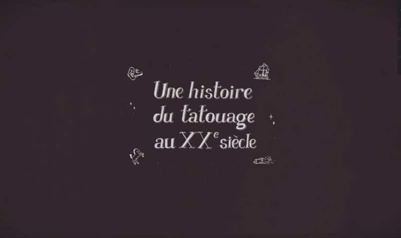 une histoire du tatouage au XXe siècle