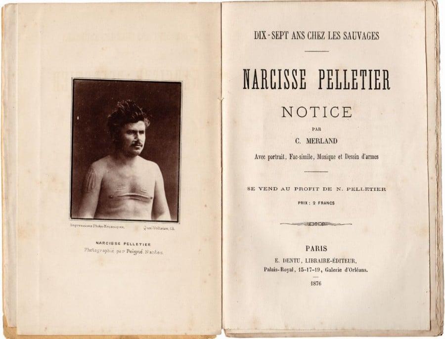 La vie de Narcisse Pelletier - Ses mémoires
